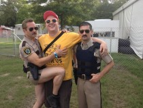 Ran into some famous cops at BonnarooX-post from rpics