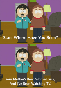 Randy Marsh is the perfect father figure