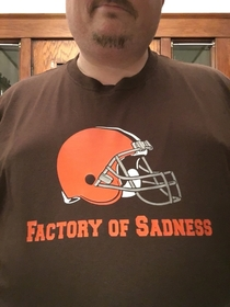 rbrowns didnt think the shirt my wife made me was funny