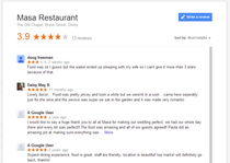 Reading reviews of some of the finer dining establishments in my city Thanks for the warning Doug