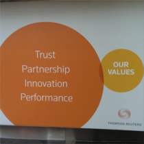 Really Nobody at Reuters has seen a Venn diagram before