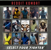 REDDIT KOMBAT Let the Fight Begin