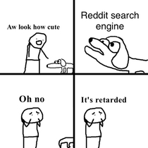 Reddit search engine