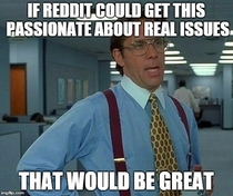 Reddits a shitstorm right now