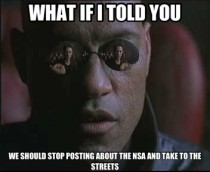 Regarding all these NSA posts FIXED