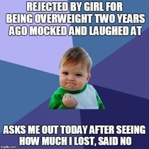 Rejected by girl