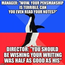 Remarks made after a meeting