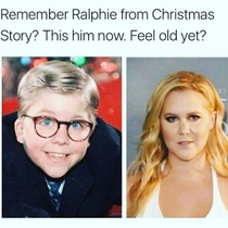Remember Ralphie from Christmas Story