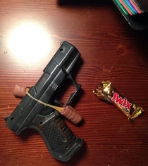 Reminder to always check your childrens candy