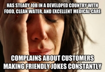 Retail employees on adviceanimals today