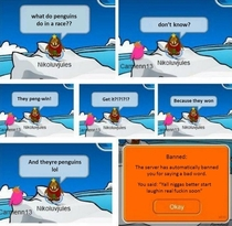 RIP Club Penguin