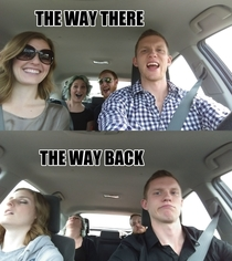 Roadtrips in a nutshell