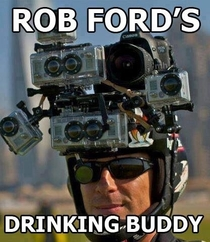 Rob fords drinking buddy