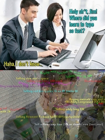 RuneScape teaching valuable life skills since