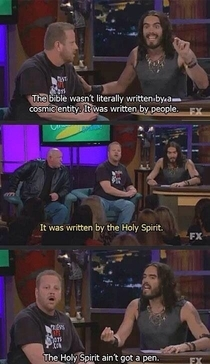Russell Brand vs the Westboro Baptist Church