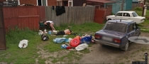Russian Street View in Google