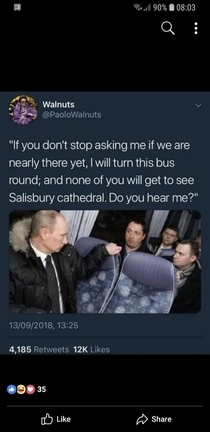 Russian Tourists