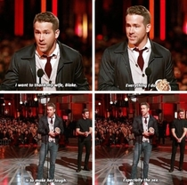 Ryan Reynolds everybody