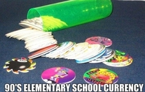 s elementary school currency
