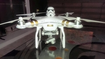 Safest drone in the world it wont hit anything