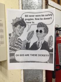 Safety Concerns at Work