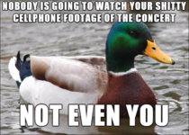 Sage advice for the music festival season