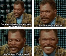 Samuel L Jackson is a ladies man
