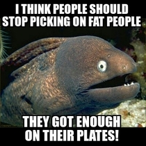Saw a few posts regarding fat people on Reddit lately Honestly