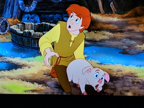 Saw a post earlier about never pausing a Disney movie reminded me of this gem From the Black Cauldron