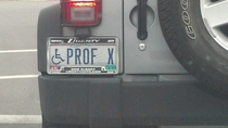 Saw the best vanity license plate ever today