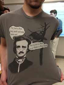 Saw this great shirt today