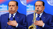 Saw this picture of Silvio Berlusconi seemingly coughing Had to jazz it up a little