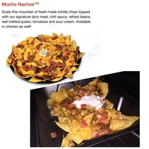Scale this mountain of nachos