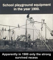 Schools had ways of keeping the classroom numbers down in the early s