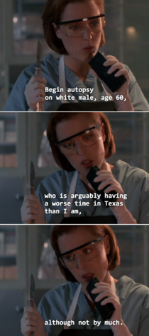 Scully v Texas
