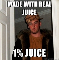 Scumbag Beverages