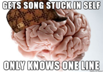 Scumbag Brain gets musical
