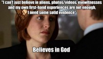 Scumbag Dana Scully
