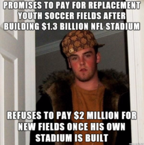 Scumbag San Francisco ers owner Jed York