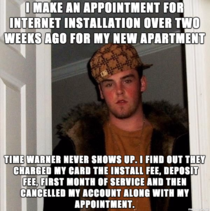 Scumbag Time Warner
