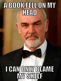 Sean Connery problems