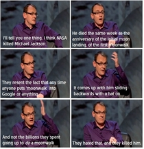 Sean Lock on Michael Jacksons death
