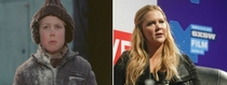 See Ive always thought Amy Schumer looked like what would happen if the kid from Christmas Story grew up to be transgender