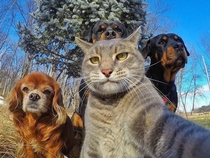 Selfie Time Enjoying weekends with my friends