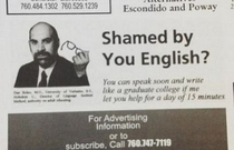 Shamed by you english