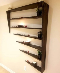 Shelf designed by Bethesda Studios