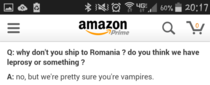 Shopping on Amazon and came across this great question