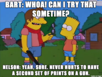 Simpsons Marathon--Words of Wisdoms