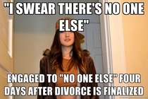 Since were on the topic of ex-wives