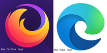Sir this is the new Firefox logo What can we do - Oh Well Make something completely different